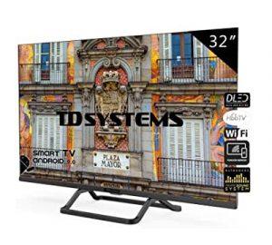 televisor td systems 32 pulgadas