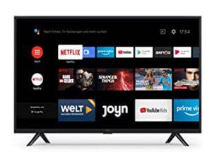 televisor con android tv
