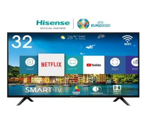 mejor televisor 32 pulgadas smart tv