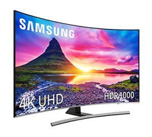 televisor curvo samsung precio