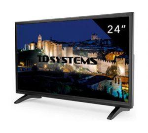 televisores de 24 pulgadas smart tv