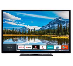 televisor toshiba 32 smart tv